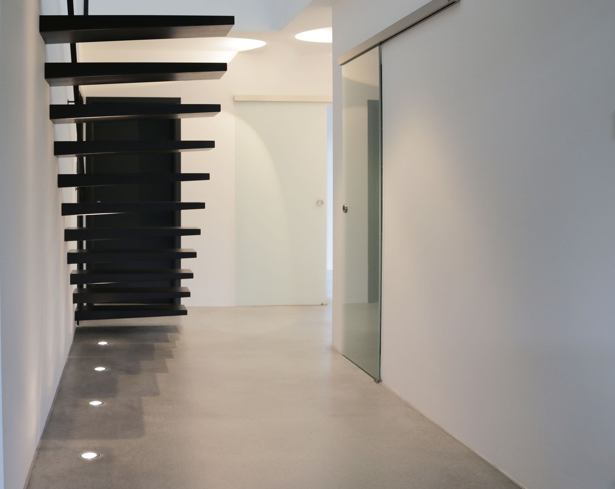 Beleuchtung Treppenaufgang mehr licht innovative beleuchtungskonzepte erobern treppen